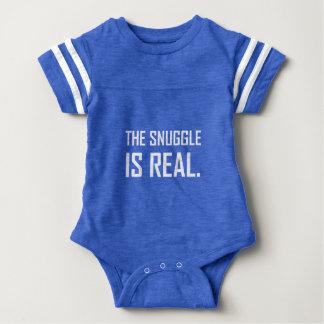 Body Para Bebé El Snuggle es real