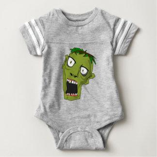 Body Para Bebé El zombi Halloween muerto asustadizo hace frente