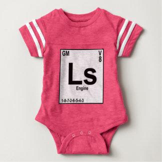 Body Para Bebé Elemento del LS