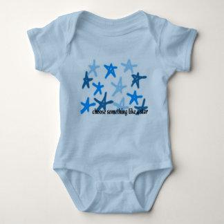 Body Para Bebé Elija algo como una estrella