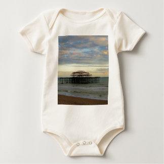Body Para Bebé Embarcadero del oeste Brighton