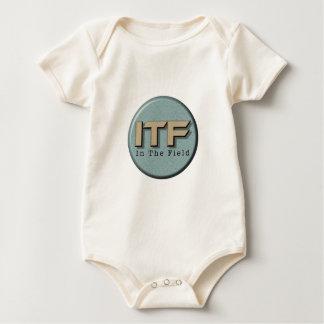 Body Para Bebé En el logotipo de The Field