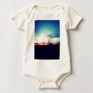 Body Para Bebé En la cruz