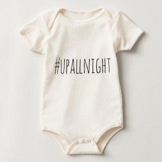 Body Para Bebé Encima de toda la noche Hashtag