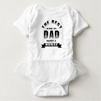 Body Para Bebé Enfermera, la mejor clase de papá