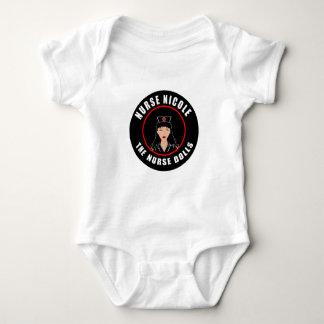 Body Para Bebé Enfermera Nicole