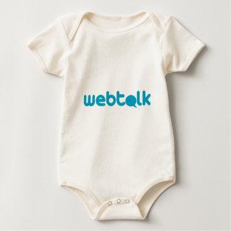Body Para Bebé Engranaje de Webtalk