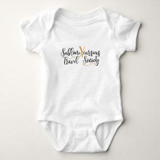 Body Para Bebé engranaje del bebé de los sublimeXcursions