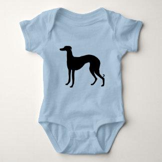 Body Para Bebé Engranaje del galgo italiano
