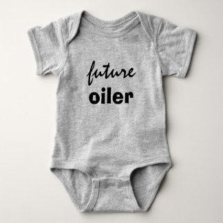 Body Para Bebé engrasador futuro