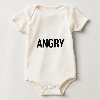 Body Para Bebé Enojado