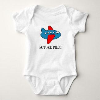 Body Para Bebé Enredadera del bebé del dibujo animado del