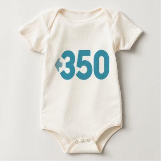 Body Para Bebé Enredadera orgánica del bebé 350