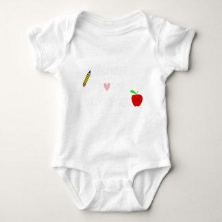 Body Para Bebé enseñe al amor inspire2