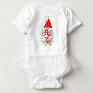 Body Para Bebé Equipo del bebé del tutú