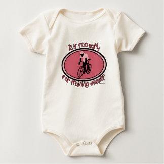 Body Para Bebé ¿Es demasiado temprano para las ruedas de
