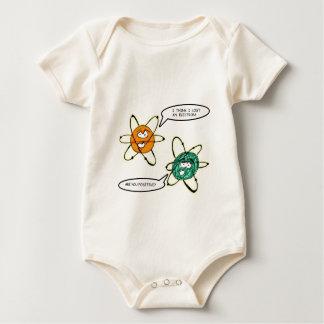 Body Para Bebé ¿Es usted positivo?