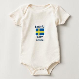 Body Para Bebé Escandinavo hermoso sueco del bebé