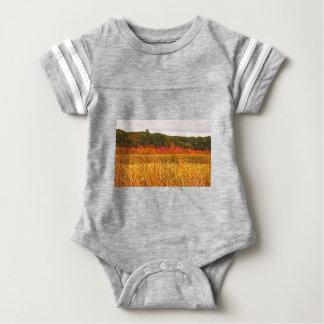 Body Para Bebé Escena de la caída en los grandes prados