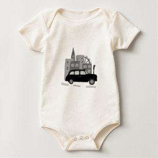 Body Para Bebé Escena del taxi