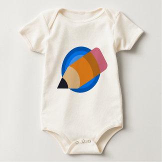 Body Para Bebé Escritor