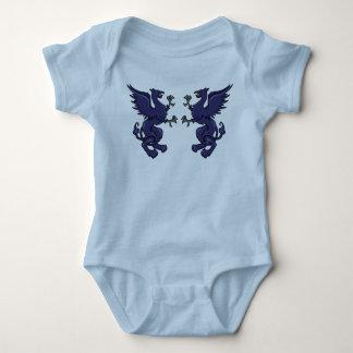 Body Para Bebé Escudo del grifo