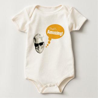 Body Para Bebé ¡Eso es asombroso!