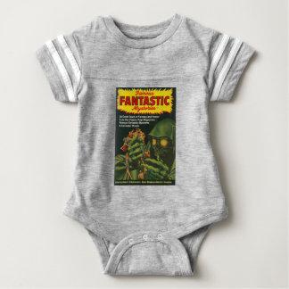 Body Para Bebé Espíritu necrófago verde gigante