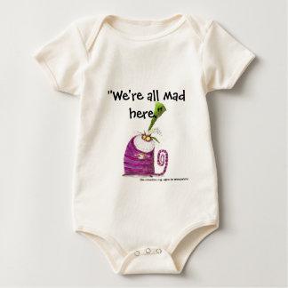 Body Para Bebé Estamos todos enojados aquí
