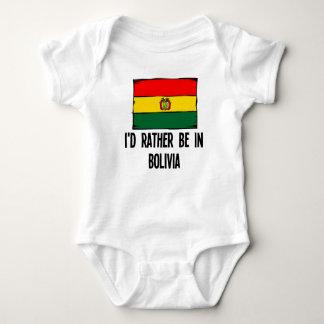 Body Para Bebé Estaría bastante en Bolivia