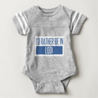 Body Para Bebé Estaría bastante en Lodi