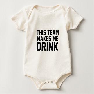 Body Para Bebé Este equipo hace que bebe