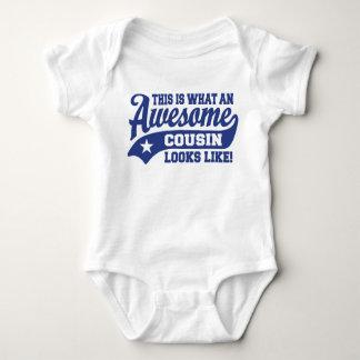 Body Para Bebé Éste es un qué primo impresionante parece