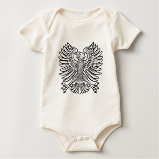 Body Para Bebé Estilo imperial Eagle