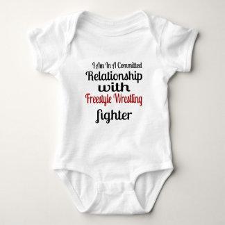 Body Para Bebé Estoy en una relación confiada con el estilo libre