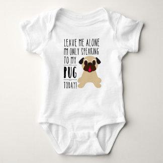 Body Para Bebé Estoy hablando solamente a mi enredadera infantil