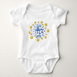 Body Para Bebé Estoy ocupado