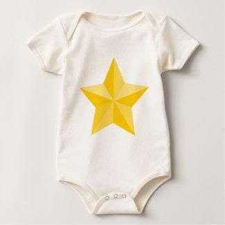 Body Para Bebé Estrella