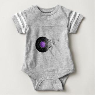 Body Para Bebé Expediente del grito de las palomas