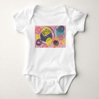 Body Para Bebé Extracto circular