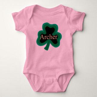 Body Para Bebé Familia de Archer