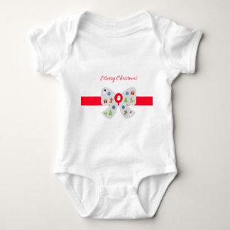 Body Para Bebé Felices Navidad