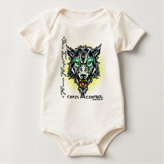 Body Para Bebé Fenrir dijo ser el hijo del Loki
