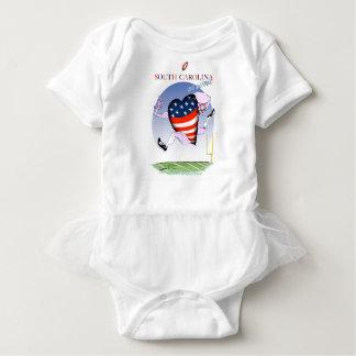 Body Para Bebé fernandes tony ruidosos y orgullosos de Carolina
