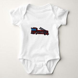 Body Para Bebé firetruck