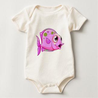 BODY PARA BEBÉ FISH8D