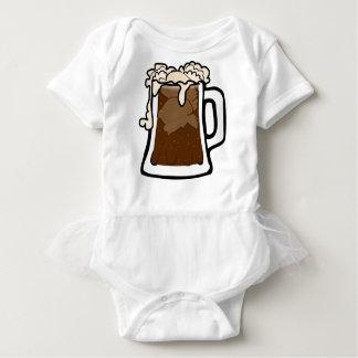 Body Para Bebé Flotador de cerveza de raíz