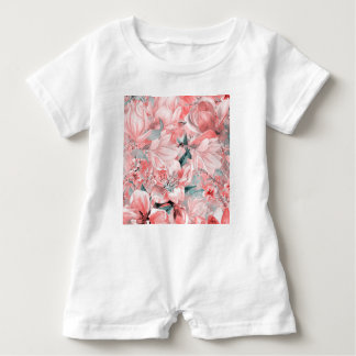 Body Para Bebé flowers2bflowers y #flowers del modelo de los