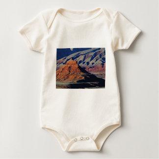 Body Para Bebé formas naturales del desierto