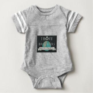 Body Para Bebé Fraternidad mundial